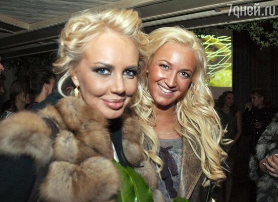 Ольга Бузова и Маша Малиновская