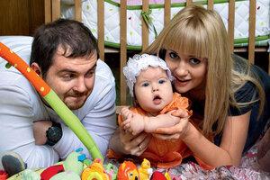 Анна Руднева и Павел Сердюк: «Ради ребенка мы должны сохранить семью»