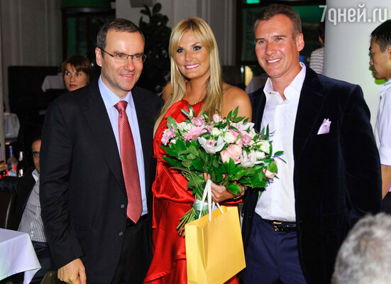 Дмитрий Зеленин, Ирсон Кудикова с мужем Алексеем Нусинов