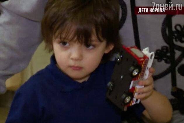 Сын Филиппа Киркорова Мартин