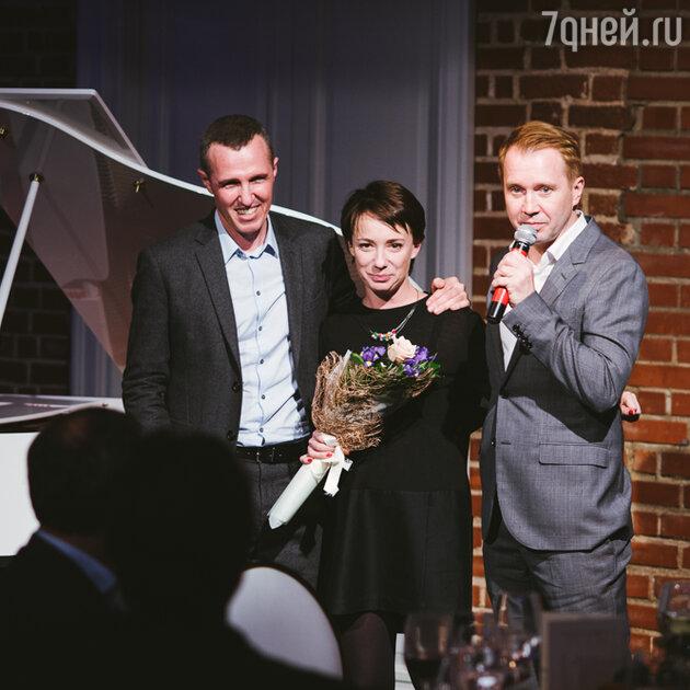 Игорь Верник, Чулпан Хаматова, Евгений Миронов