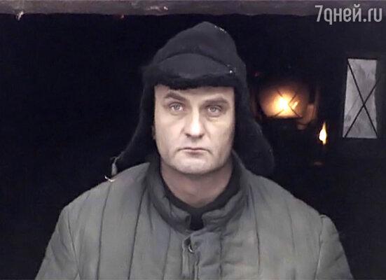 Александр Балуев в телесериале «Московская сага»