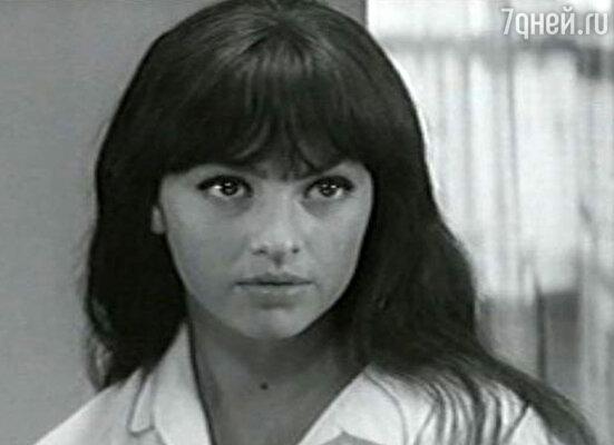 Красавица Татьяна Иваненко в 70-е годы была одной из ведущих актрис «Таганки»