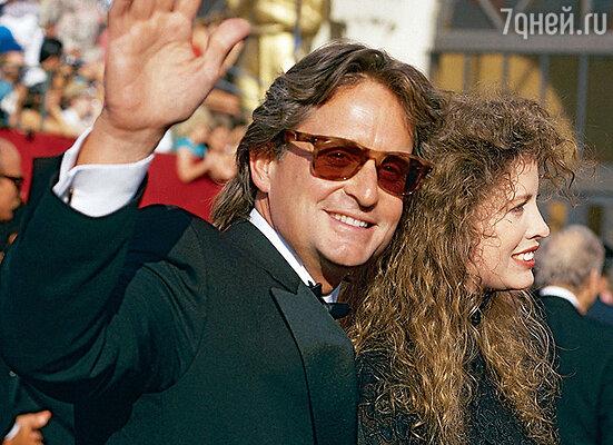 При разводе Майкл заплатилпервой жене Диандре 45миллионов долларов
