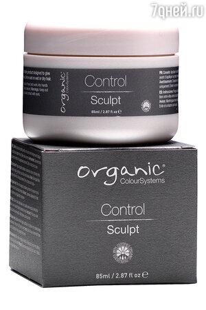 Крем для укладки волос Sculpt от Organic Color Systems