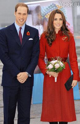 Герцог и герцогиня Кембриджские вовсю готовятся кзнаменательному событию — крещению первенца
