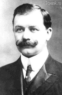 Знаменитый композитор, король оперетт Франц Легар