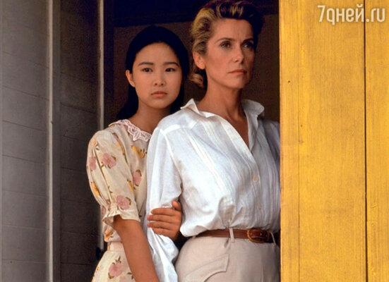 """кадр из фильма """"Индокитай"""""""