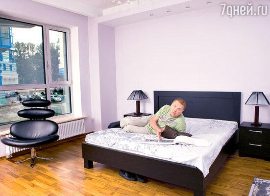 «Мы с женой сразу запланировали две спальни, потому что я — «сова», а она — «жаворонок»