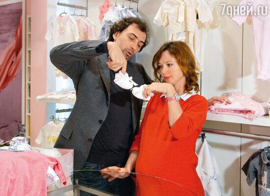 Елена Захарова и Сергей Мамотов