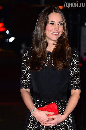 Кетрин, Герцогиня Кембриджская на благотворительном гала-вечере  SportsBall