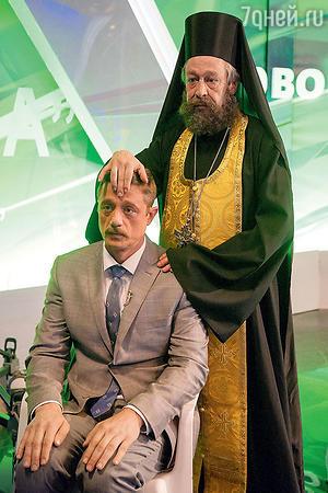 Алексей Макаров и Михаил Ефремов