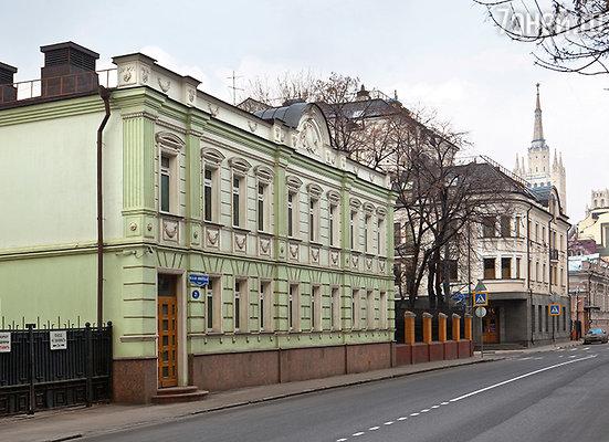 Москва. Малая Никитская улица