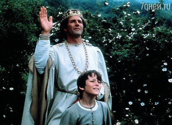 Кадр из фильма «Мио, мой Мио». 1987 год