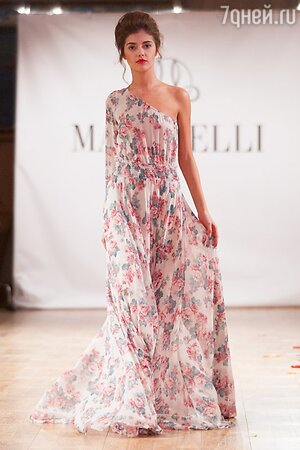 Показ коллекции весна-лето 2014 Марии Матурелли