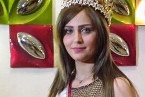Боевики угрожают «Мисс Ирак» Шайме Касим смертью в случае отказа от секс-джихада