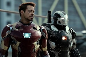 Вышел первый трейлер одного из самых ожидаемых фильмов «Первый мститель: Противостояние»