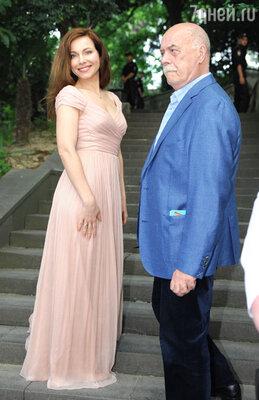Екатерина Гусева и Станислав Говорухин