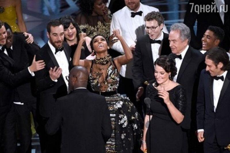 «Лунный свет» стал самым малобюджетным обладателем «Оскара»