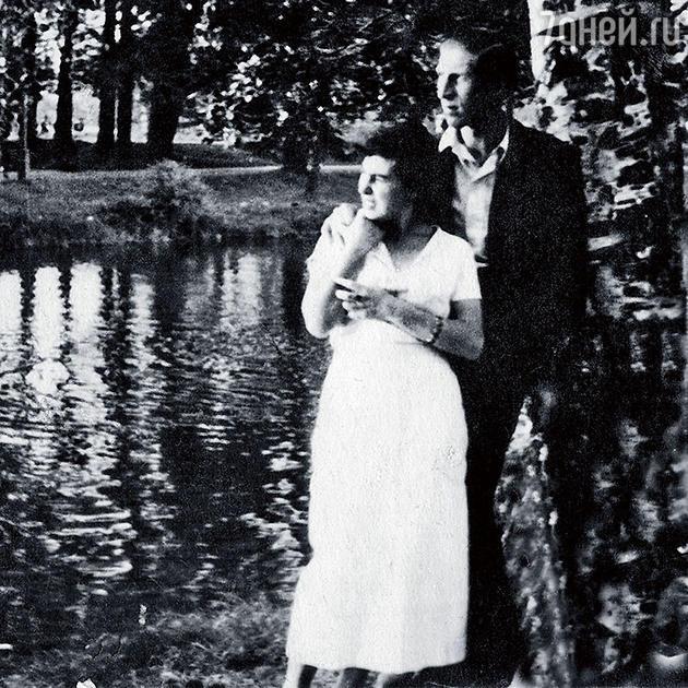 Сергей Филиппов и Алевтина Горинович