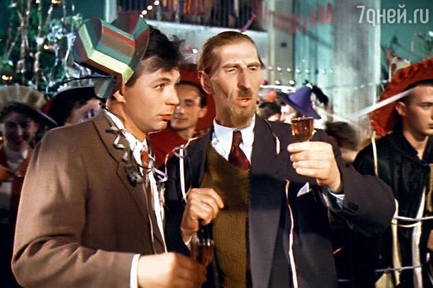 Георгий Куликов и Сергей Филиппов