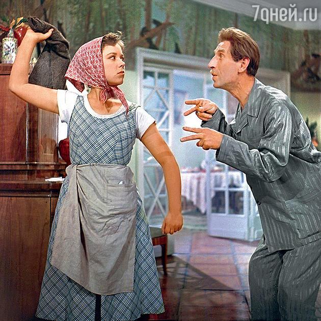 Светлана Карпинская и Сергей Филиппов