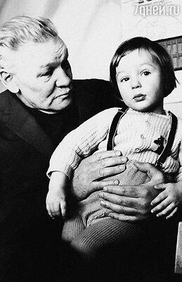 «Папа любил внука всем сердцем»