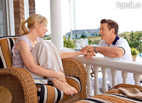 Кейт Бланшетт играет светскую львицу, в одночасье теряющую все — мужа, богатство, роскошный образ жизни