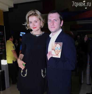 Надежда Михалкова иРезо Гигинеишвили