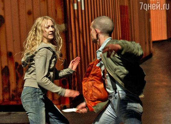 Кадр фильма «Ханна. Совершенное оружие»