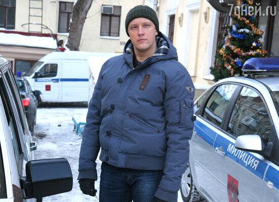 Кадр сериала «Москва. Центральный Округ – 3»