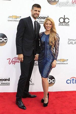 Шакира и Жерар Пике узнали пол второго ребенка