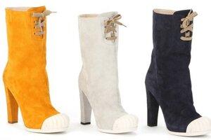 В ногу со временем: модная обувь сезона осень-зима 2013–2014