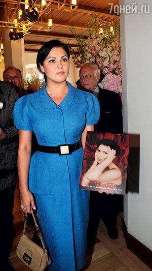 Анна Нетребко. Музыкальный фестиваль в Зальцбурге. 2011 г.