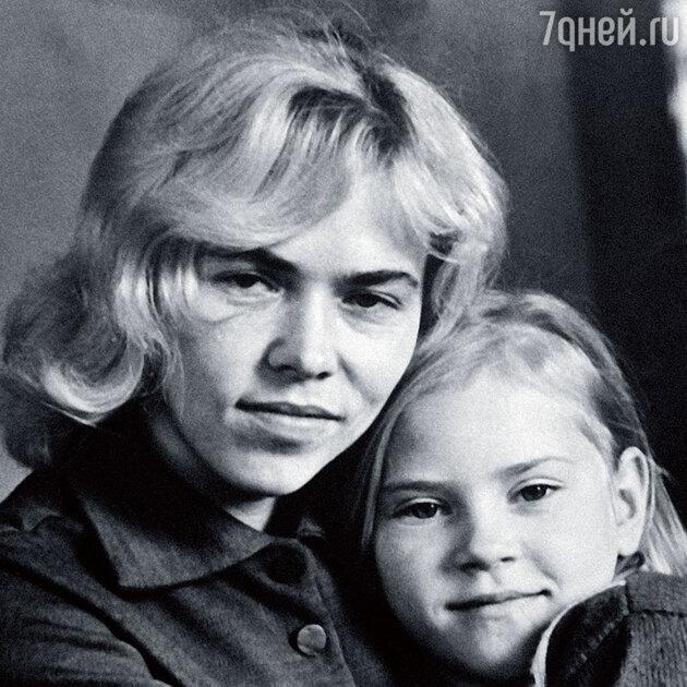 Ада Якушева и Татьяна Визбор
