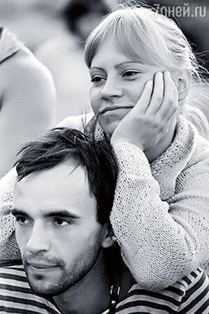 Татьяна Визбор с мужем Сергеем