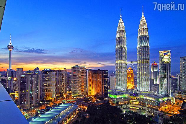 Малайзия: страна для медового месяца