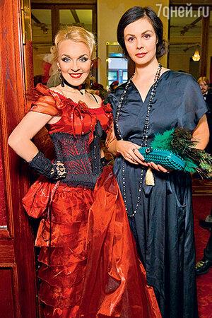 Екатерина Моисеева и Екатерина Андреева