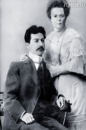 Дедушка и бабушка Николая Бурляева