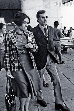 Николай Бурляев и Наталья Бондарчук