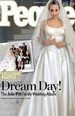 «Мы с Брэдом обязательно поженимся, поскольку этого очень хотят наши дети», — говорила Анджелина
