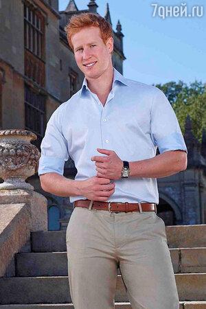 Мэттью Хикс - двойник принца Гарри