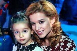 Ксения Бородина устроила сюрприз на пятилетие дочери