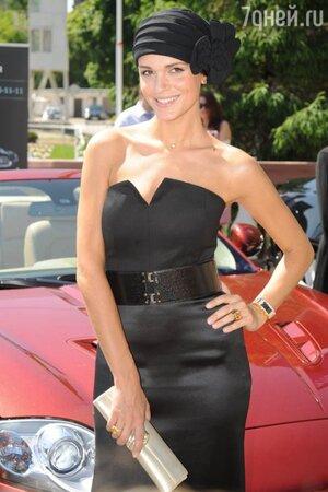 Слава на скачках «Гран-При Радио Monte Carlo» в 2009 году