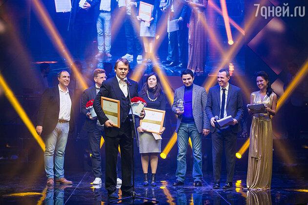 В московском клубе ICON состоялось вручение ежегодной национальной премии «Событие года»