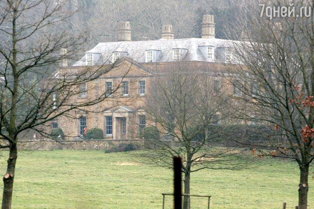Дом, купленный Джонни Деппом