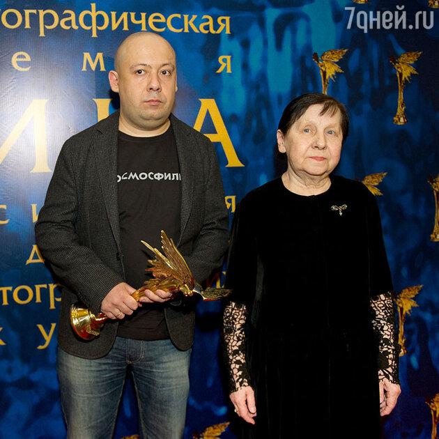 Алексей Герман и Светлана Кармалита