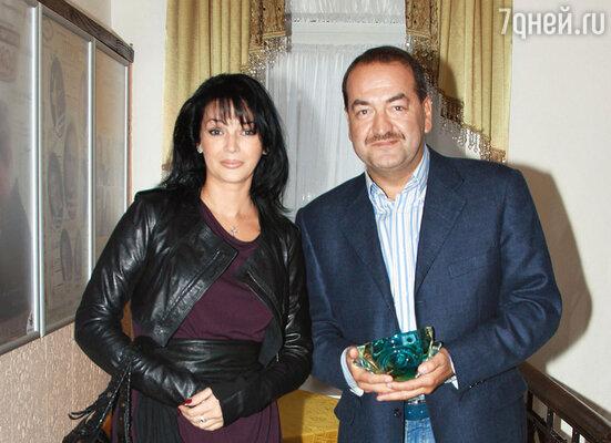 Юлия Абдулова и Алексей Орлов