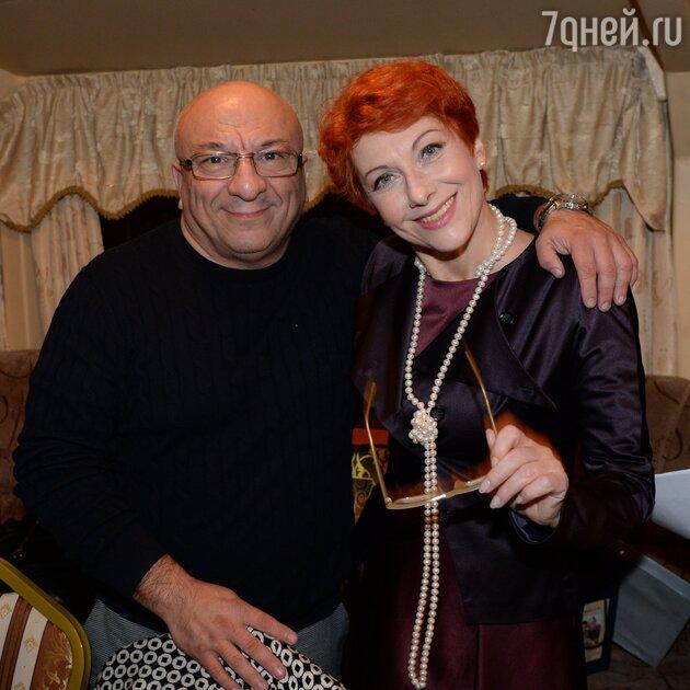 Оксана Сташенко, Михаил Богдасаров