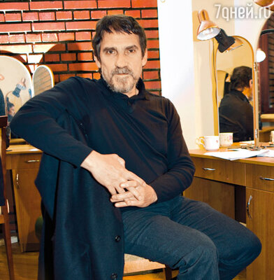Валерий Гаркалин отпустил бороду
